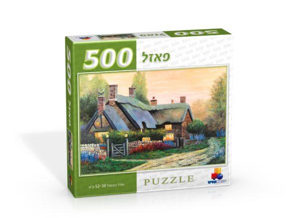 פאזל 500 חלקים 7049